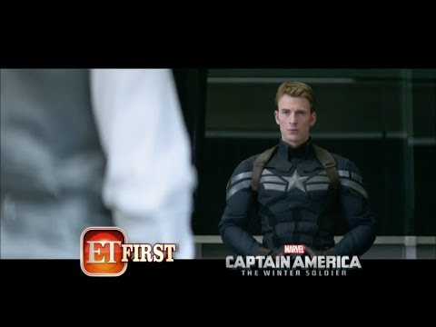 CAPTAIN AMERICA: THE WINTER SOLDIER - Official Trailer Sneak Peek 2014 [HD] (720p)