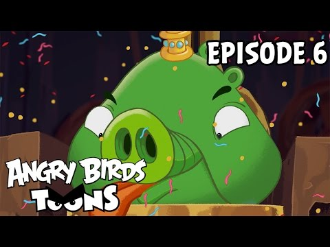 Angry Birds # 6 - Talent