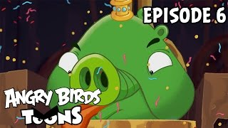 Angry Birds #6 - Prasačí talent