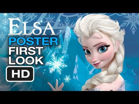 Frozen - Poster First Look (2013) Disney Movie HD