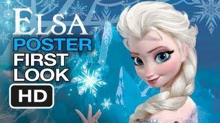 Frozen - Poster First Look (2013) Disney Movie HD