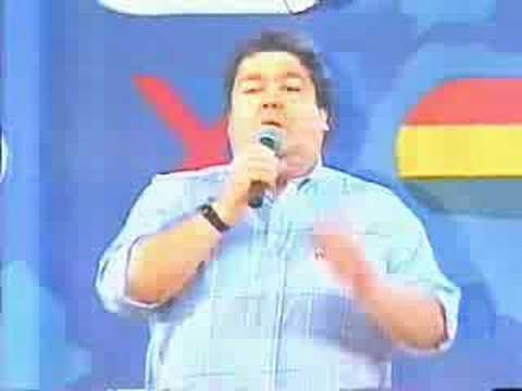 Rede Globo - Inicio da Transmissão da Abertura da Copa 1994