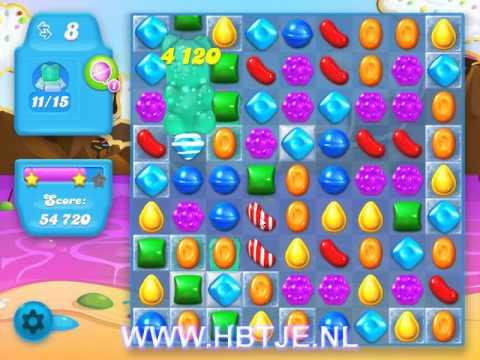 Candy Crush Soda Saga level 23 New