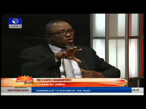 Petroleum Minister's Probe: National Assembly Is Equally Corrupt -- Nwankwo. Pt2