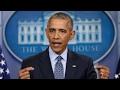 Former President Obama condemns Trumps immigration order