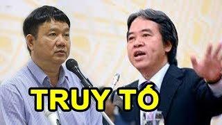 Chấn động: Thống đốc ngân hàng Nhà nước Nguyễn Văn Bình bị truy tố sau khi lời khai Đinh La Thăng