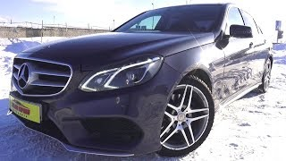 2013 Mercedes-Benz E300 4Matic. Start Up, Engine, and In Depth Tour.. MegaRetr