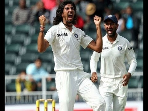 Ishant Sharma's 150th Wicket vs NZ