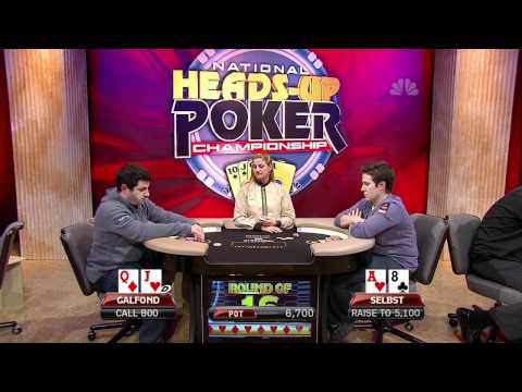 2011 National Heads-Up Poker Championship Episode 7 HD