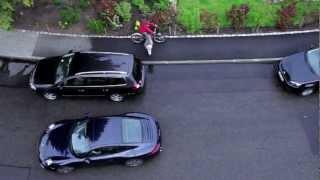 Reverse parking challenge