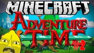 Minecraft Hora De Aventura #2 Vila Dos Goblins