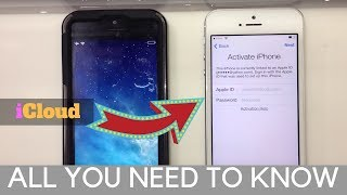 IPhone Activation Screen Apple Id By Passforgot/lost