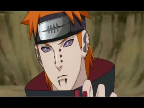 Naruto Vs The Six Paths Of Pain (Pein) AMV-Unholy Warcry (Full Fight)