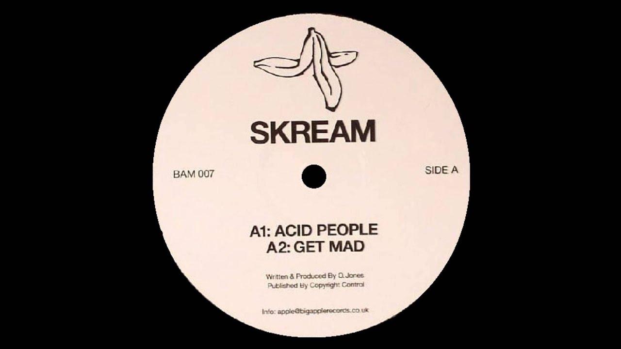 Skream - Acid People