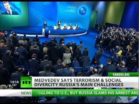 Multi Challenge: Grief & terror talks in Russia's Yaroslavl