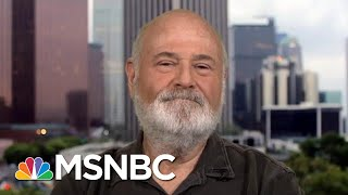 Rob Reiner On Using Superstars To Expose Trump's 'Criminality' | The Beat With Ari Melber | MSNBC