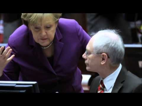 Data protection Angela Merkel proposes Europe network - 16 February 2014