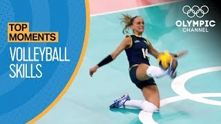 Top 5 Olympic Volleyball Moments