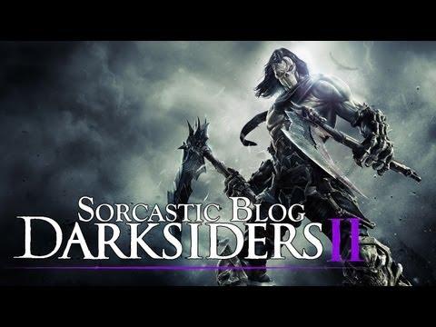Sorcastic blog - Обзор Darksiders 2
