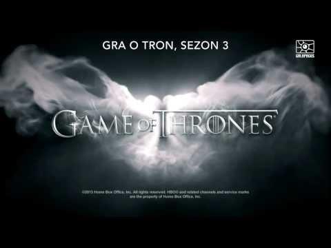 """Gra o tron"": 3. sezon już wkrótce na DVD i Blu-ray!"
