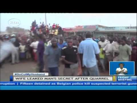 39 Year old man forcefully circumcised in Bungoma County