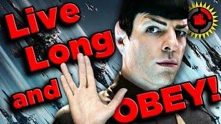 Film Theory: Why The Star Trek Federation is Fascist