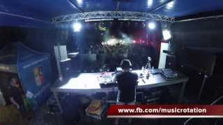 DJ Hazel Beach Party Wągrowiec Video Mix (26-07-2013