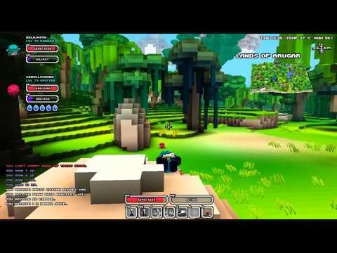 Cube World 31, Conseguimos la mejor pet del juego (Spitter Boss) empezamos dungeon.