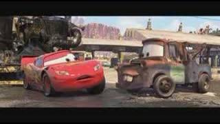 Fandublagem Carros (Mate E Relâmpago McQueen)