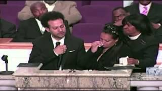 "Chris ""Daddy Mac"" Smith Speaks At Fellow Bandmate Chris"" Mac Daddy's Funeral!"
