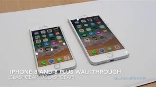 iPhone 8 Plus walkthrough
