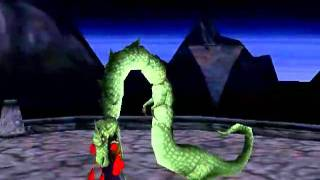 Mortal Kombat 4 Fatalities Part 1