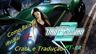 Como Baixar E Instalar Need For Speed Underground 2 (via