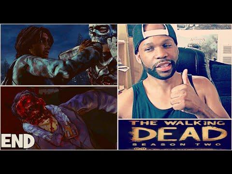 The Walking Dead Season 2 - Episode 3 - Part 5 - Episode Ending - Shot in the Dick