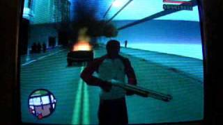 GTA SAN ANDREAS COMPLETE INVINCIBILITY CHEAT, NOT A MOD