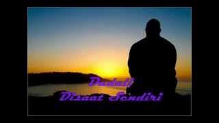 Dadali-Disaat Sendiri (Lirik)