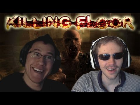 Killing Floor w/ Markiplier | BURNING EVERYTHING! 1/2