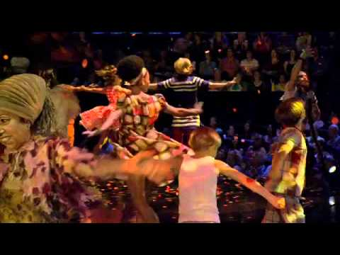 The Beatles LOVE by Cirque du Soleil Trailer