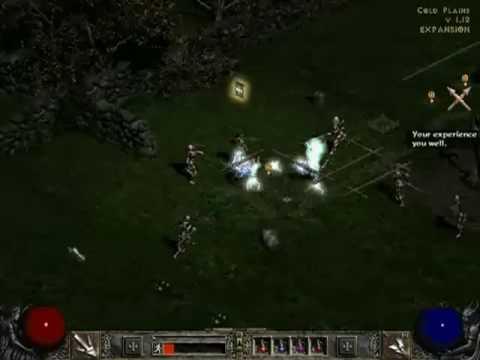 Diablo II LoD 100% Speedrun