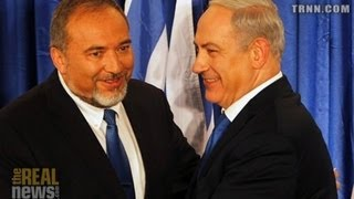 Real News: Netanyahu Forms Alliance with Far Right's Lieberman