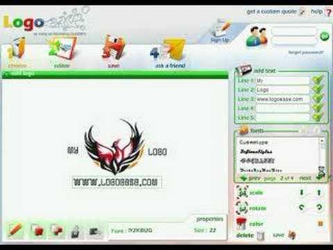 free logo maker for youtube