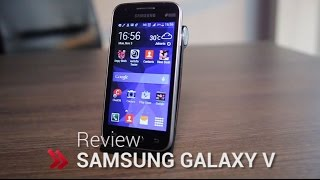 Samsung Galaxy V Video Review HD (Indonesia)