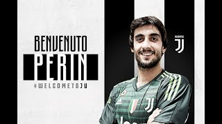 #WelcomeToJU: Mattia Perin signs for Juventus!