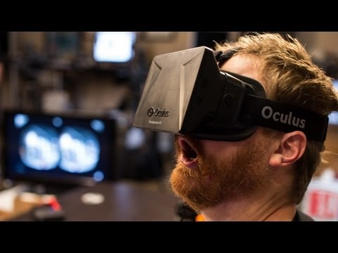 Testing the Oculus Rift Development Kit: Team Fortress 2 Virtual Reality