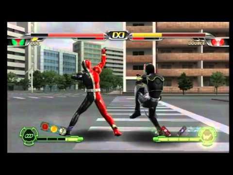 Kamen Rider Climax Heroes OOO - OOO VS W