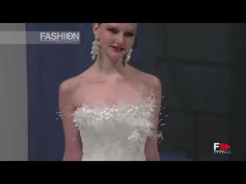 "Fashion Show ""AMELIA CASABLANCA"" SiSposaItalia Autumn Winter 2013 2014 by Fashion Channel,"