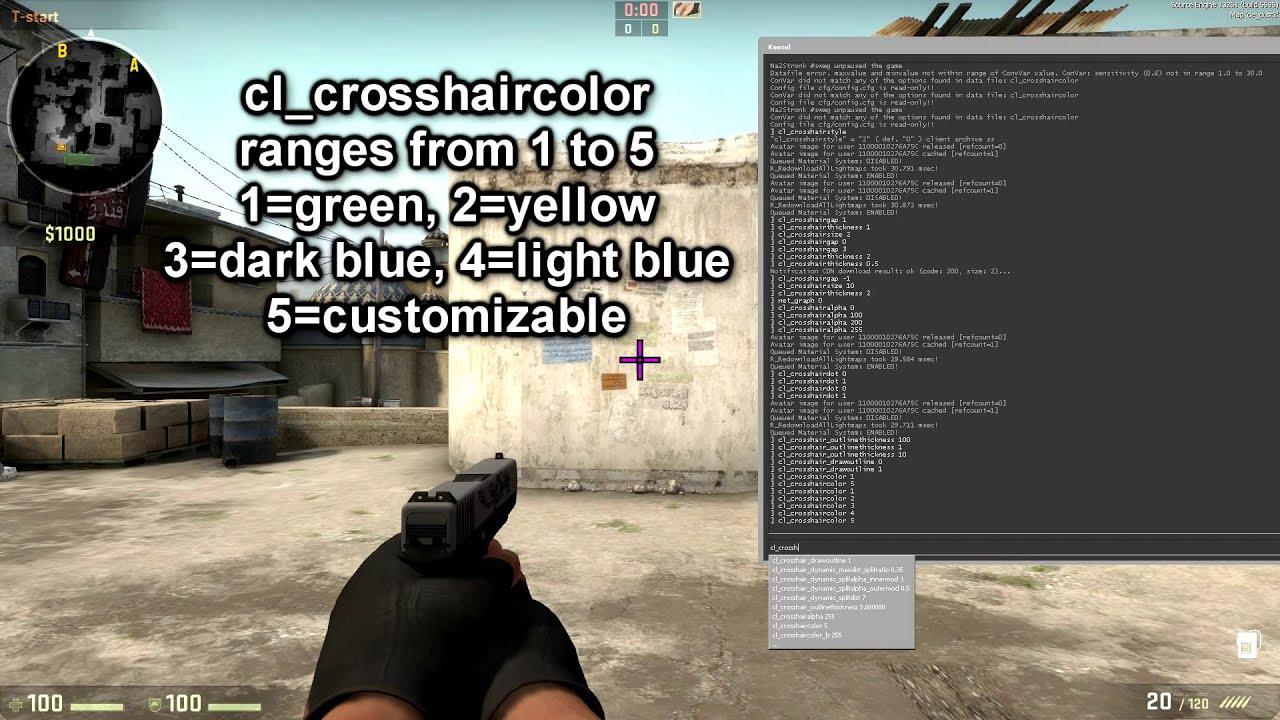 Cs go matchmaking console commands