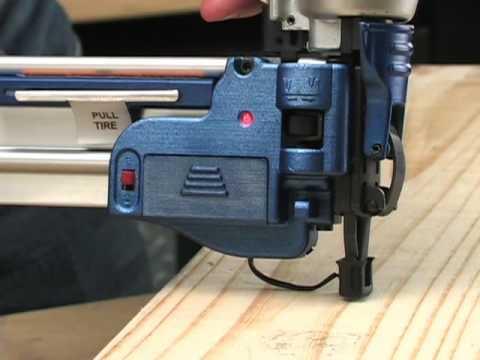 Jak używać gwoździarki campbell hausfeld Brad Nailer