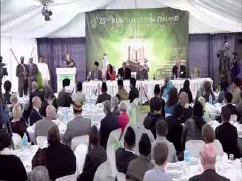 AHMADIYYA KHALIFA   TOUR OF FAR EAST  -  Ep - 4 AND 5.