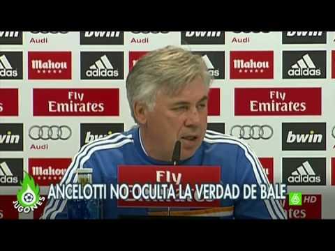 Jugones - Ancelotti: